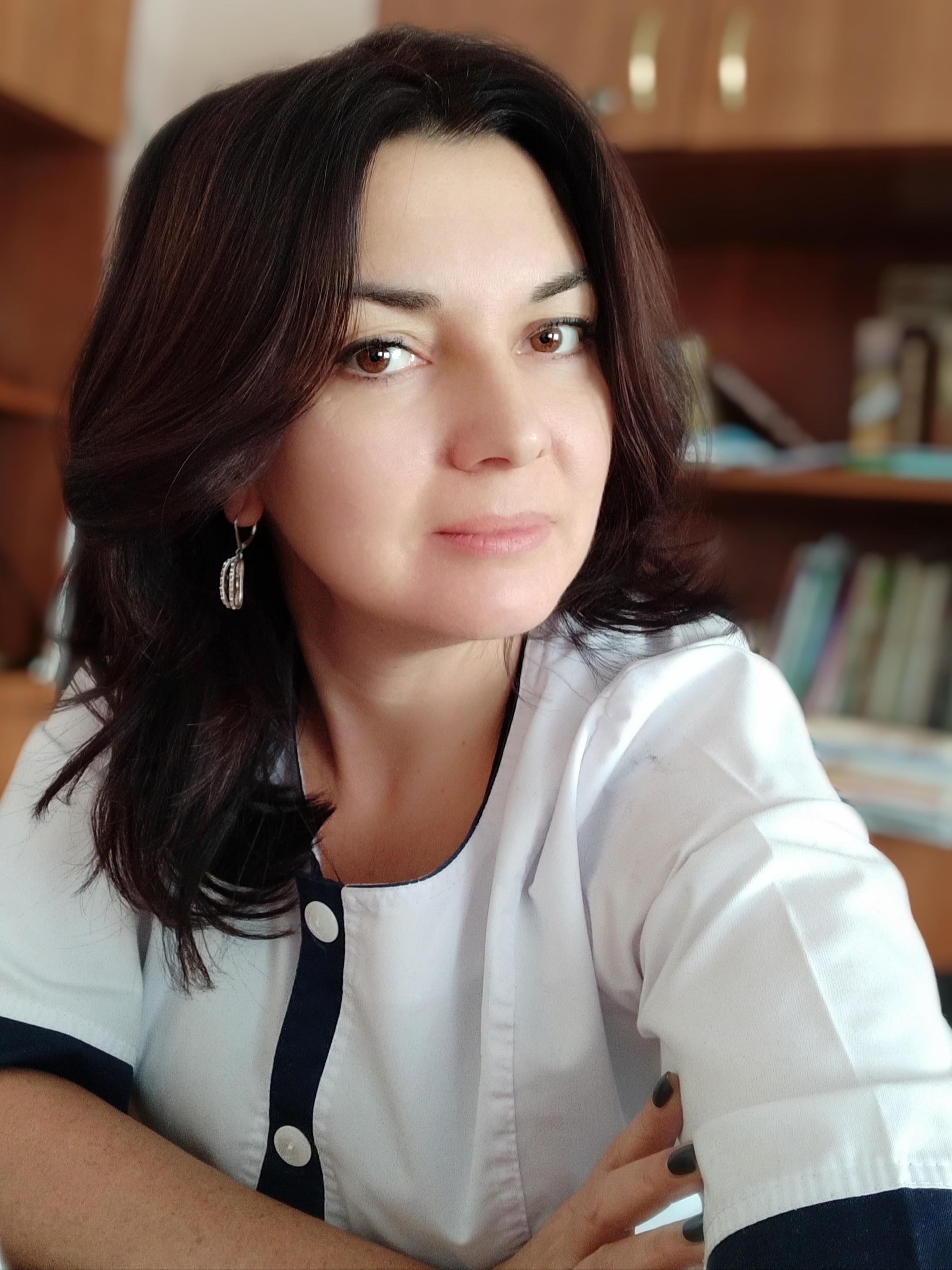 Галина Салтикова